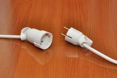 близкий радиатор штепсельной вилки снятый вверх Стоковое фото RF