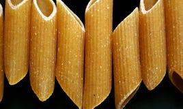 близкое penne макаронных изделия вверх Стоковая Фотография RF