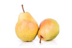 близнец груш здоровья плодоовощ Стоковые Изображения