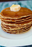 Блинчики, завтрак Стоковое Изображение RF