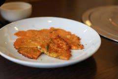 Блинчик Kimchi стоковые изображения