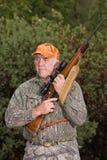 бдительный охотник Стоковая Фотография