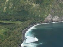 Бдительность долины Waipio Стоковое Фото