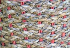 Блокировать зигзага египетской пользы листьев payrus для предпосылки Стоковые Изображения RF