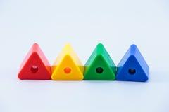 Блоки игрушки Стоковое Изображение