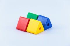 Блоки игрушки Стоковое Изображение RF