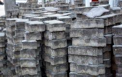 Блоки камня стоковая фотография rf