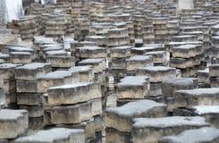 Блоки камня стоковая фотография
