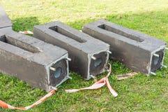 Блоки камня Стоковые Изображения RF