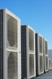Блоки кондиционера воздуха Стоковые Изображения RF