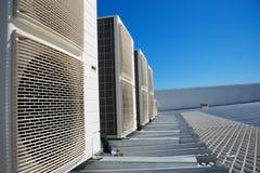 Блоки кондиционера воздуха Стоковое фото RF