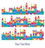 Блоки цвета детей Стоковая Фотография RF