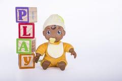 Блоки Playtime стоковая фотография rf