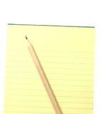 блокнот Стоковая Фотография RF