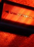 Блок батарей Стоковое Изображение
