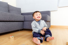 Блок игрушки игры ребёнка Азии деревянный Стоковые Фото