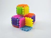 Блок игрушки Стоковые Изображения