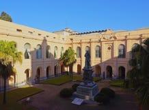 Блок иезуита в Cordoba стоковое фото