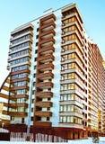 Блок--квартиры Стоковые Фотографии RF