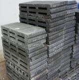 Блок кирпича для конструкции Стоковое Изображение RF