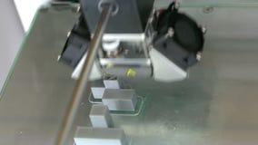 блок печатания 3D