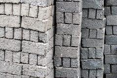 Блок цемента Стоковое Изображение
