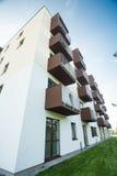 Блок Apartament стоковая фотография rf