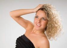 Блондинка Стоковое Фото