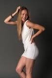 Блондинка Стоковая Фотография RF