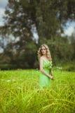 Блондинка Стоковые Изображения RF