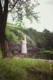 Блондинка Стоковые Фото
