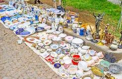 Блошинный в Тбилиси Стоковая Фотография RF