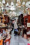 Блошинный Monastiraki стоковая фотография