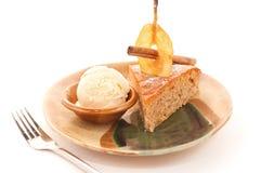 Блюда международной кухни в ресторане стоковые изображения rf