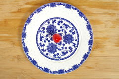 Блюда томата Стоковое Фото