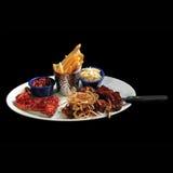 Блюдо европейской самой точной еды Стоковые Изображения