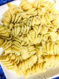 Блюдо макаронных изделий Стоковые Фотографии RF