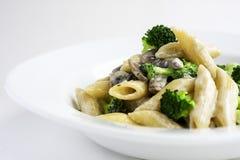 Блюдо макаронных изделий Стоковое фото RF