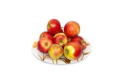 Блюдо с яблоками Стоковые Изображения RF
