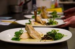 Блюдо цыпленка Стоковая Фотография RF