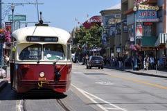 Вагонетка Сан-Франциско Стоковое Изображение