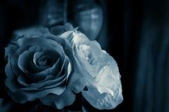 ваза весны красивейших цветков стеклянная Стоковое Изображение RF