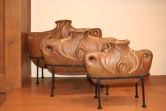 ваза глины Стоковые Изображения RF