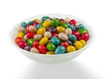 ваза конфеты цветастая Стоковые Фото