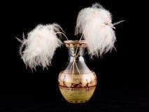 ваза орнаментальных заводов Стоковые Изображения