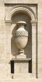 ваза постамента Стоковое Изображение