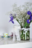 Ваза с цветками Стоковое Фото