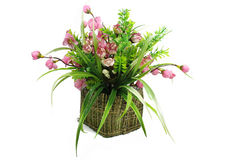 ваза цветков букета Стоковое фото RF