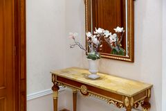 ваза цветков Стоковое Изображение