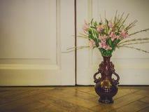 ваза цветков Стоковые Фотографии RF